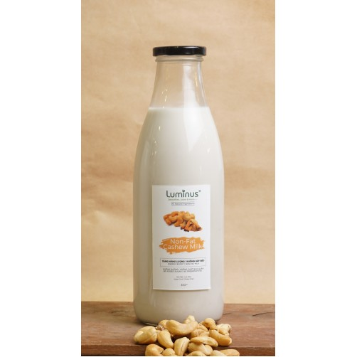 Non-fat Cashew Milk - 1000ml