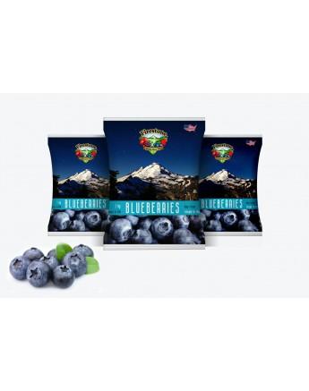 IQF Blueberries (Việt quất tươi đông lạnh)
